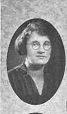 Rosene WashingtonYearbookPhoto
