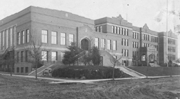 Seattle Lincoln school 1914